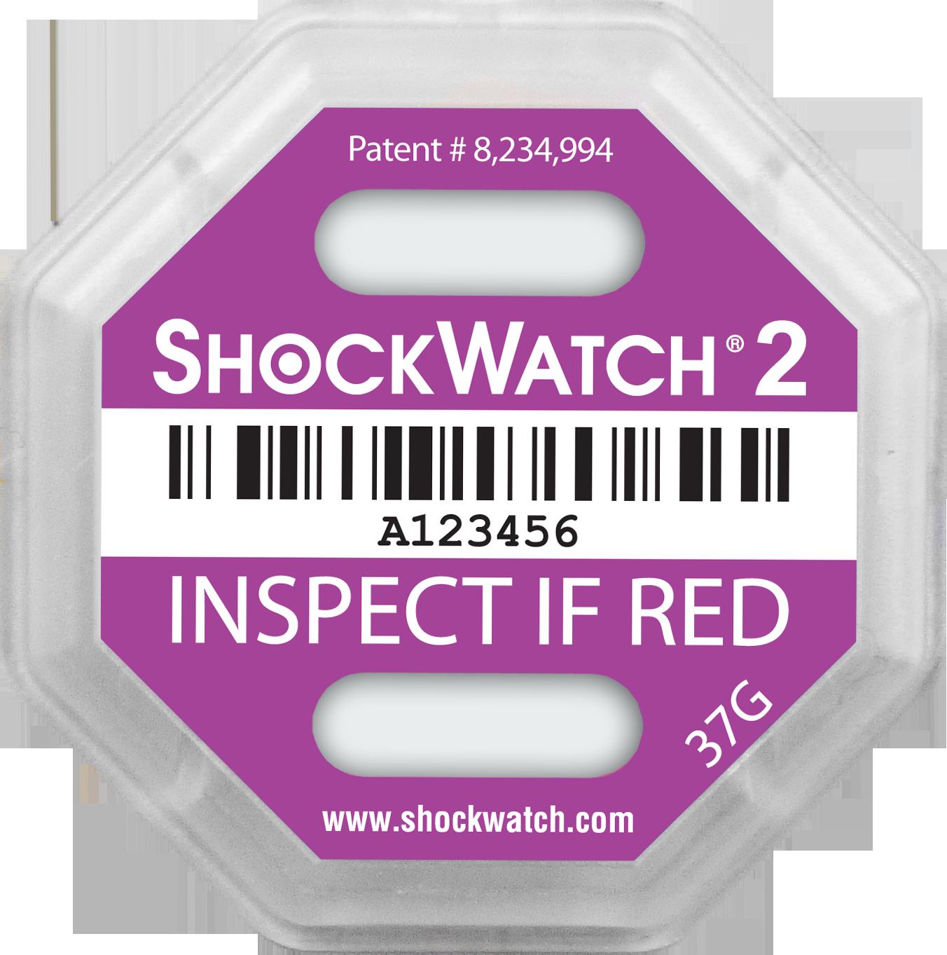 ShockWatch2 Purple