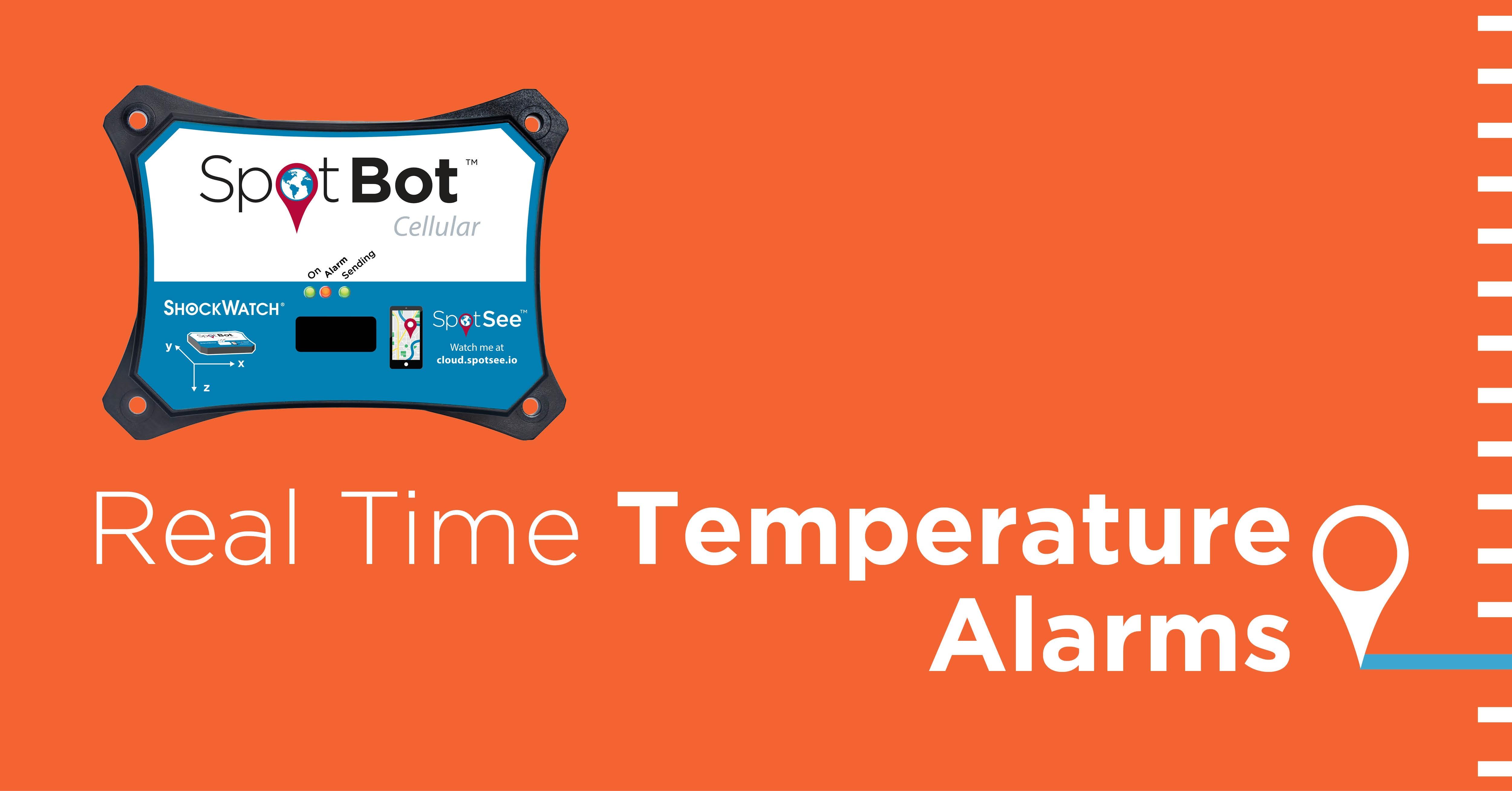 Temperature Alarm Post